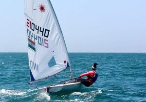 Indian sailing team tokyo olympic qualifier 2021