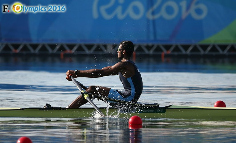 Indian Rowing team had decent day at Olympic Qualifier